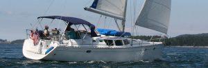 san juan islands sailing charters