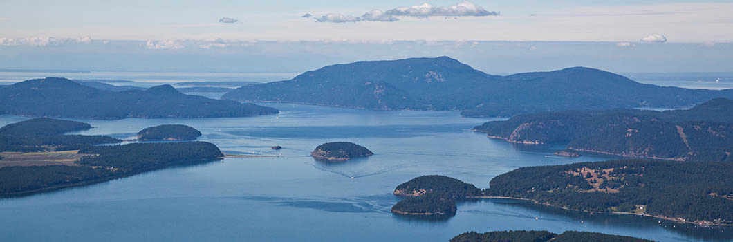 San Juan Islands - NW Sailing Adventures Crewed Yachting Charters