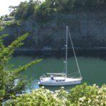 boat abchor- horizontal